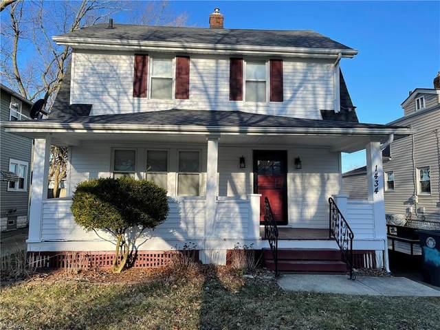 1434 Redwood Avenue, Akron, OH 44301 (MLS #4264445) :: The Crockett Team, Howard Hanna