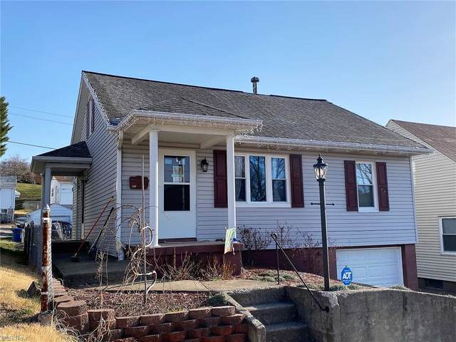 491 W 41st St, Shadyside, OH 43947 (MLS #4264453) :: Select Properties Realty