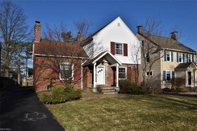 2484 Eaton Road, University Heights, OH 44118 (MLS #4264507) :: RE/MAX Edge Realty