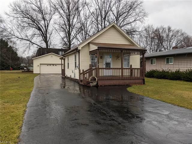 264 North Road, Niles, OH 44446 (MLS #4264523) :: Keller Williams Legacy Group Realty