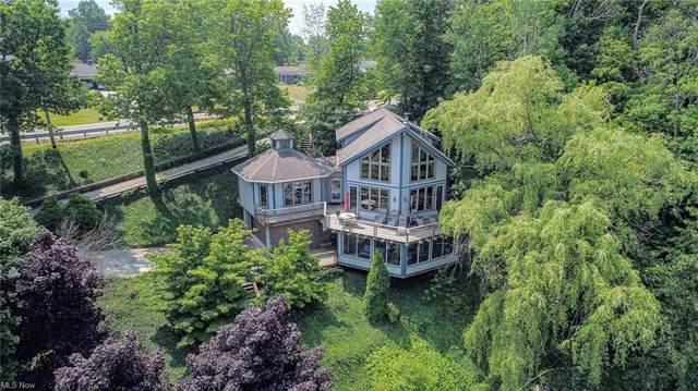 4825 Lake Road W, Ashtabula, OH 44004 (MLS #4264530) :: The Holden Agency