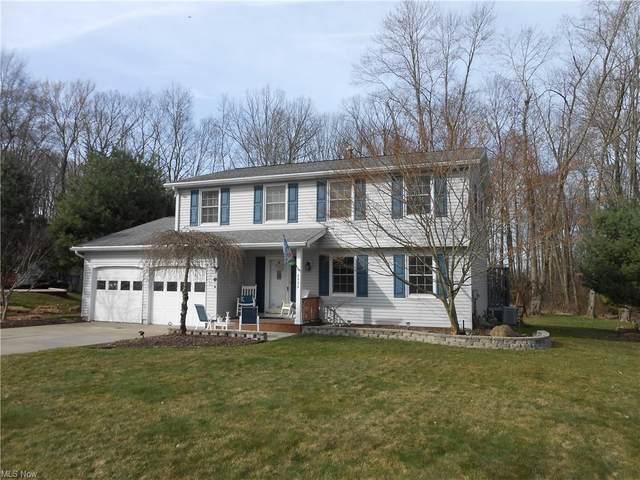 8522 Bayberry Drive NE, Warren, OH 44484 (MLS #4264538) :: Keller Williams Chervenic Realty