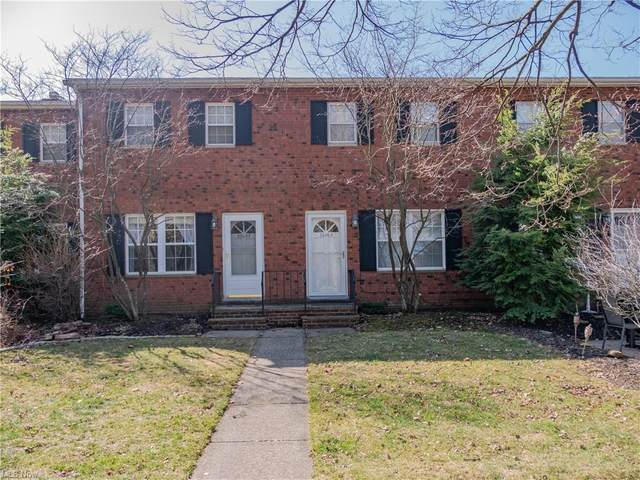 20157 Grannis Road #8, Fairview Park, OH 44126 (MLS #4264556) :: The Holden Agency
