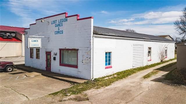 3206 Dudley Avenue, Parkersburg, WV 26104 (MLS #4264707) :: Select Properties Realty
