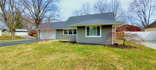 502 Westgate Boulevard, Austintown, OH 44515 (MLS #4264757) :: The Holden Agency