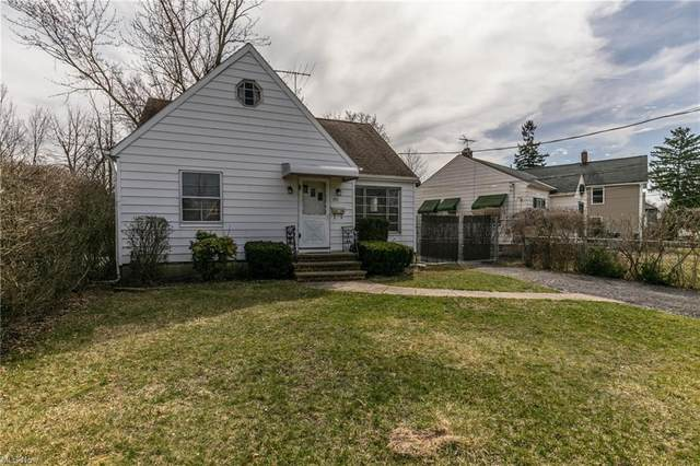 101 W Fifth Avenue, Berea, OH 44017 (MLS #4264812) :: The Art of Real Estate