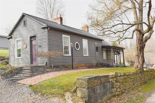 450 School Street, Coshocton, OH 43812 (MLS #4264814) :: The Crockett Team, Howard Hanna