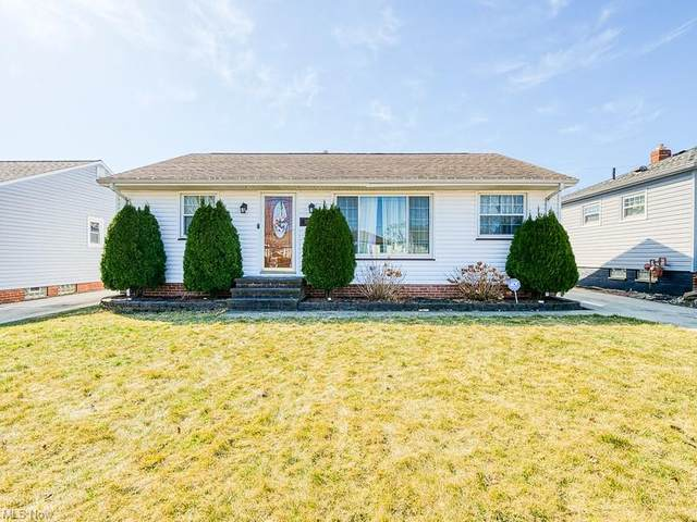 2713 Klusner Avenue, Parma, OH 44134 (MLS #4264821) :: RE/MAX Edge Realty