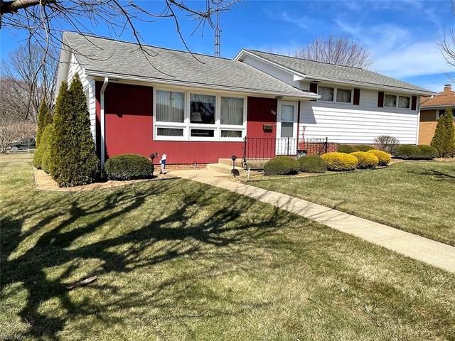 800 Ike Street, Minerva, OH 44657 (MLS #4264848) :: Keller Williams Legacy Group Realty