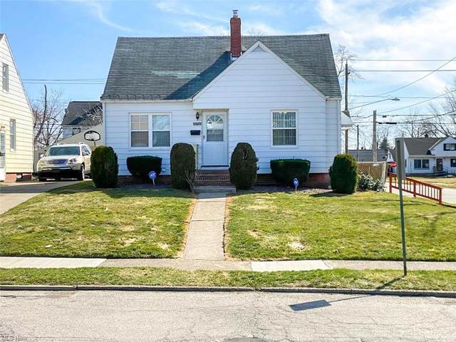 20702 Watson Road, Maple Heights, OH 44137 (MLS #4265039) :: The Art of Real Estate