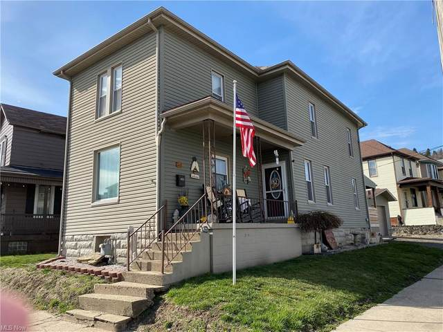 511 S Zane Highway, Martins Ferry, OH 43935 (MLS #4265106) :: The Crockett Team, Howard Hanna