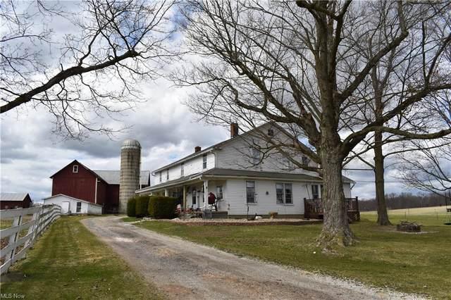 17480 Tavern Road, Middlefield, OH 44062 (MLS #4265146) :: The Kaszyca Team