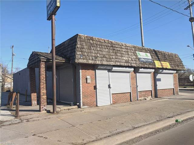 3831 E 93rd Street, Cleveland, OH 44105 (MLS #4265242) :: The Holden Agency