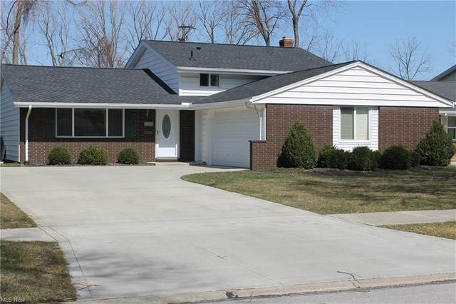 23808 Curtis Drive, North Olmsted, OH 44070 (MLS #4265243) :: The Crockett Team, Howard Hanna