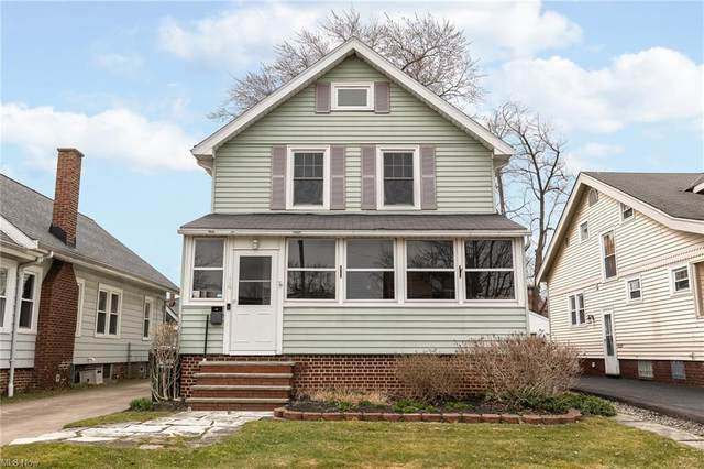 110 E 219th Street, Euclid, OH 44123 (MLS #4265247) :: Select Properties Realty
