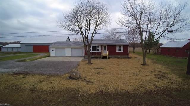 3395 Maple Road, Jefferson, OH 44047 (MLS #4265258) :: The Crockett Team, Howard Hanna