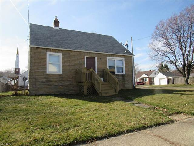 1248 Inman Street, Akron, OH 44306 (MLS #4265272) :: The Art of Real Estate