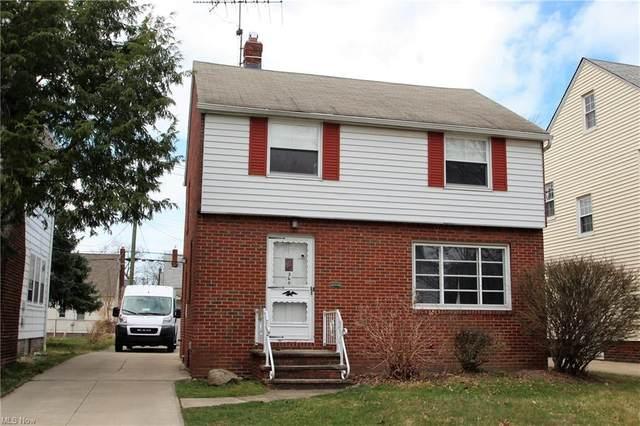 360 E 211th Street, Euclid, OH 44123 (MLS #4265287) :: RE/MAX Edge Realty