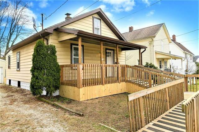 233 19th Street NW, Barberton, OH 44203 (MLS #4265305) :: The Art of Real Estate