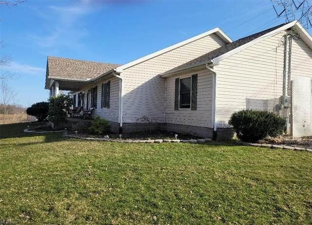 3906 Dawley Road #8, Ravenna, OH 44266 (MLS #4265328) :: The Holden Agency