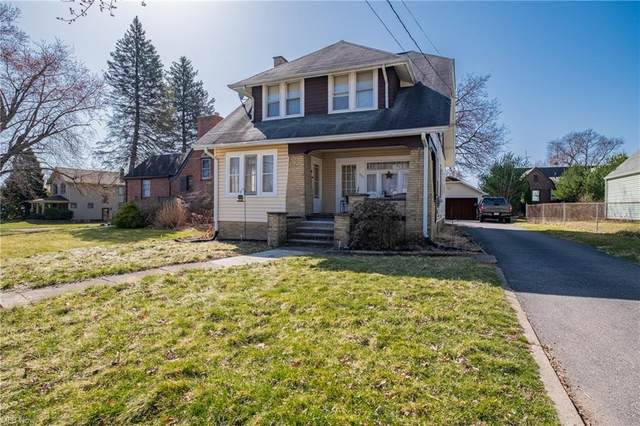 922 Portage Street NW, North Canton, OH 44720 (MLS #4265437) :: The Holden Agency