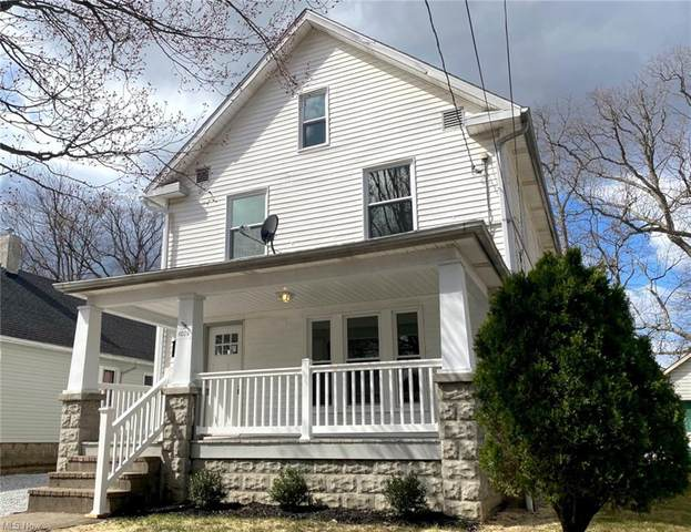 1026 Collinwood Avenue, Akron, OH 44310 (MLS #4265496) :: Select Properties Realty