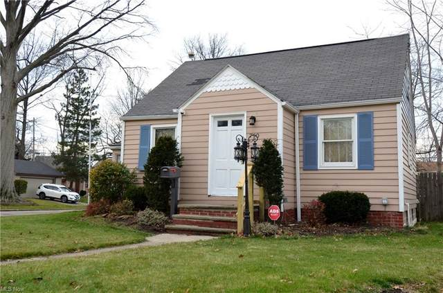 790 E 236th Street, Euclid, OH 44123 (MLS #4265680) :: Select Properties Realty