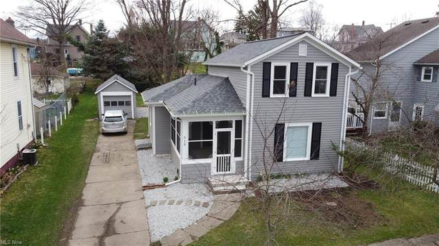 315 Locust Street S, Canal Fulton, OH 44614 (MLS #4265686) :: The Holden Agency