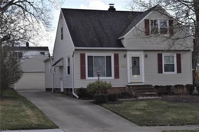 40 Natalie Road, Bedford, OH 44146 (MLS #4265694) :: RE/MAX Edge Realty