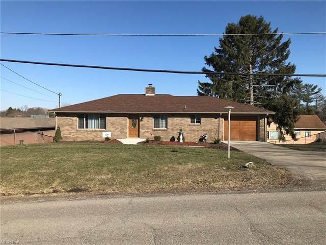 110 Reichart Ave, Wintersville, OH 43953 (MLS #4265713) :: The Crockett Team, Howard Hanna
