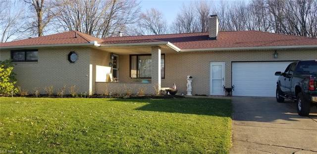621 Robinson Road, Campbell, OH 44405 (MLS #4265802) :: Select Properties Realty
