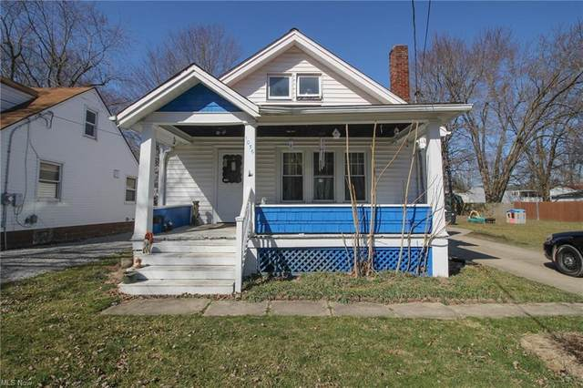 1056 Raymond Street NW, Warren, OH 44485 (MLS #4265824) :: The Holden Agency