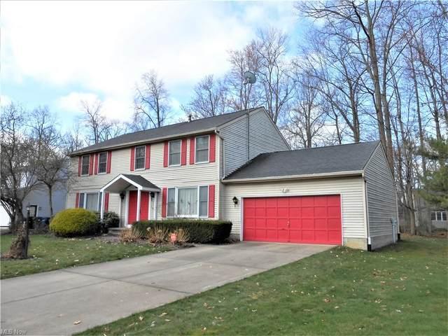 9149 Briarbook Drive NE, Warren, OH 44484 (MLS #4266021) :: RE/MAX Edge Realty