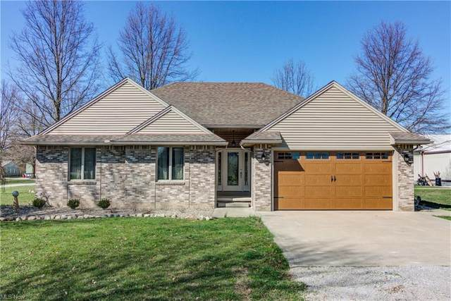 422 W Hamilton Street, Oberlin, OH 44074 (MLS #4266043) :: The Art of Real Estate