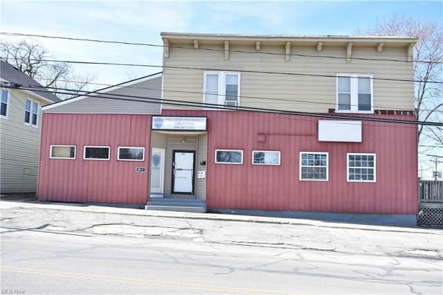 411 High Street, Fairport Harbor, OH 44077 (MLS #4266164) :: The Crockett Team, Howard Hanna