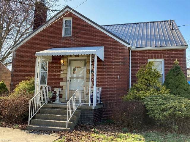 133 Mcconnell Avenue, Steubenville, OH 43952 (MLS #4266250) :: The Art of Real Estate
