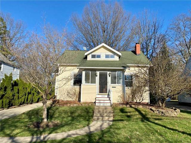 1683 Sunview Road, Lyndhurst, OH 44124 (MLS #4266256) :: Select Properties Realty