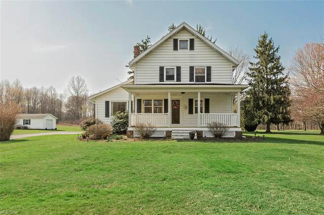 3680 New Hudson Road, Orwell, OH 44076 (MLS #4266295) :: The Art of Real Estate
