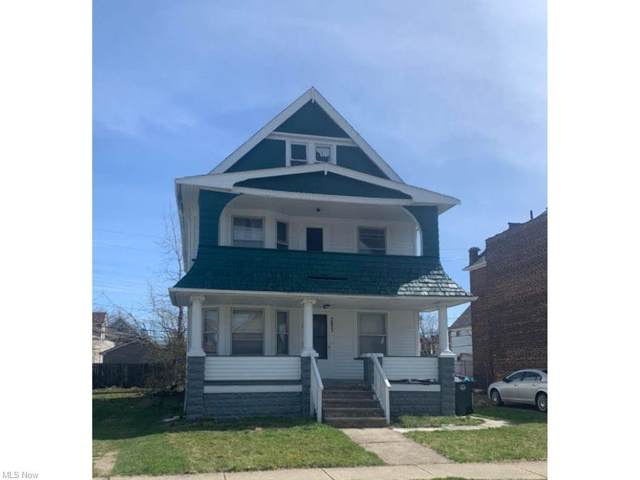 2821 E 122nd Street, Cleveland, OH 44120 (MLS #4266342) :: Select Properties Realty
