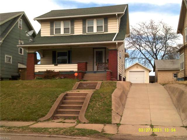 3119 11th Street SW, Canton, OH 44710 (MLS #4266345) :: The Holden Agency
