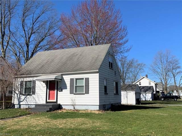 1006 Willard Avenue SE, Warren, OH 44484 (MLS #4266371) :: Select Properties Realty
