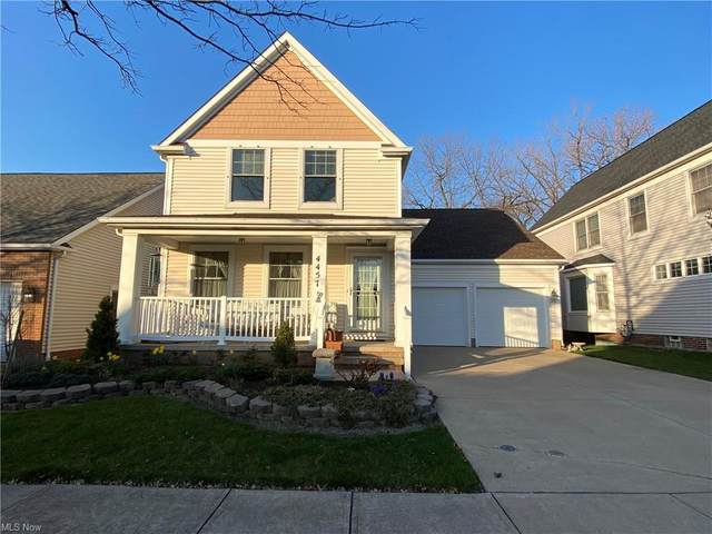 4457 Brooks Road, Cleveland, OH 44105 (MLS #4266429) :: The Art of Real Estate