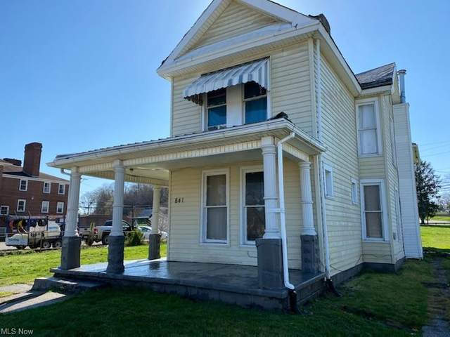 841 Putnam Avenue, Zanesville, OH 43701 (MLS #4266471) :: The Art of Real Estate