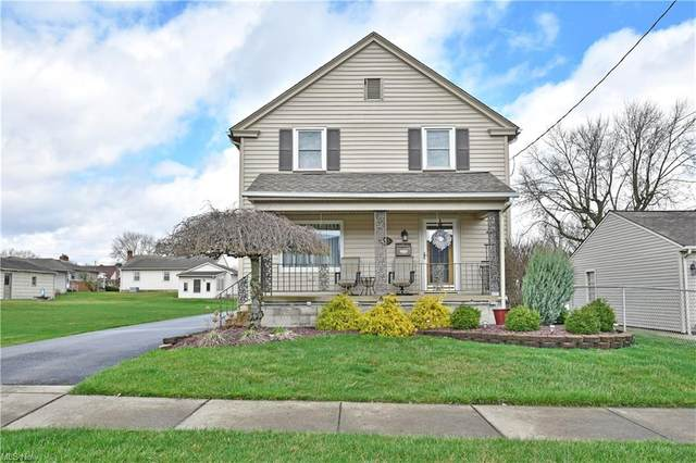 473 W Wilson Street, Struthers, OH 44471 (MLS #4266532) :: RE/MAX Edge Realty