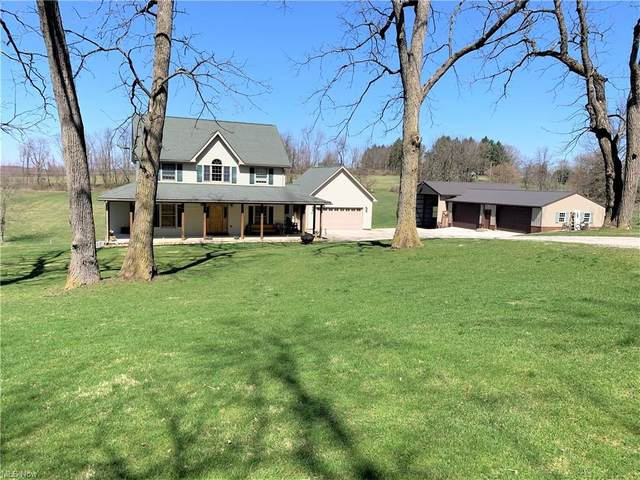 395 Township Road 267, East Springfield, OH 43903 (MLS #4266567) :: The Holden Agency
