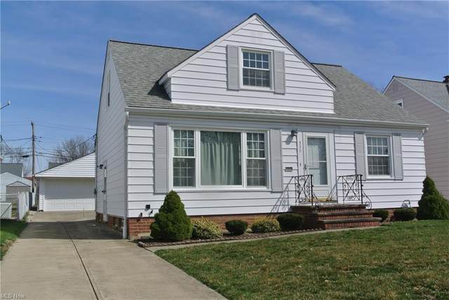 339 Blissfield Drive, Willowick, OH 44095 (MLS #4266581) :: Select Properties Realty