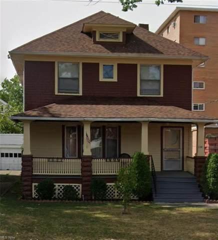 1494 Warren Road, Lakewood, OH 44107 (MLS #4266613) :: The Tracy Jones Team