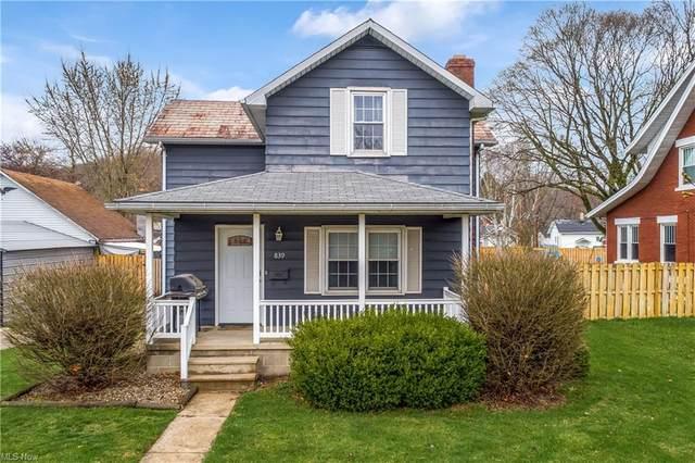 839 E High Avenue, New Philadelphia, OH 44663 (MLS #4266643) :: The Art of Real Estate