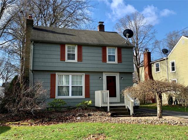 180 Wilson Avenue, Niles, OH 44446 (MLS #4266725) :: RE/MAX Trends Realty