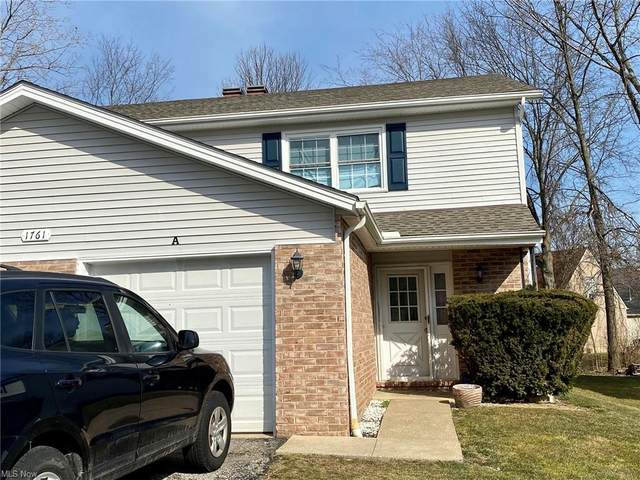 1761 Rolling Hills Drive A, Twinsburg, OH 44087 (MLS #4266760) :: Keller Williams Legacy Group Realty